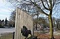 Arnhem, art city. Here the Postbank Lion in steel plates at Park Sonsbeek - panoramio.jpg
