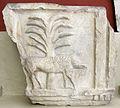 Arte romana, lastra architettonica a bassorilievo, I sec. dc., da falerone (ascoli p.).JPG