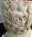 Arte romana, urna cineraria, II sec. da roma 02.JPG