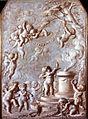 Artgate Fondazione Cariplo - (Anonimo - XVIII-XIX), Dipinto a grisaille rappresentante putti.jpg