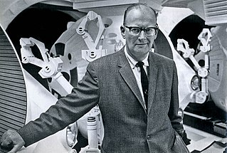 Arthur C. Clarke British science fiction writer, science writer, inventor, undersea explorer, and television series host