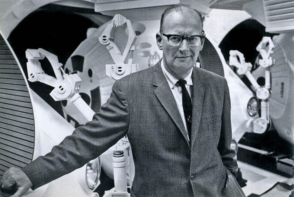 Arthur C. Clarke 1965