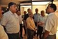 Arun Goel Discusses With NCSM Dignitaries - NCSM - Kolkata 2018-09-23 4451.JPG