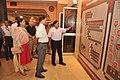 Arun Goel Visits Science And Technology Heritage Of India Gallery With NCSM Dignitaries - Science City - Kolkata 2018-09-23 4330.JPG