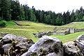 Arzier, Chartreuse d'Oujon et maison basse attenante, vue générale bis.jpg
