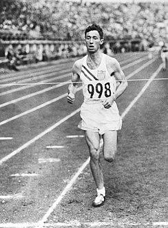Horace Ashenfelter athletics competitor