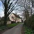 Ashwell- Ducklake, Springhead (geograph 4889287).jpg