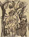 August Macke Frau mit Lyra und Hund.jpg