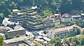Ausblick vom Sommerberg auf das Palais Thermal in Bad Wildbad - panoramio.jpg