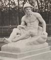 Ausstellung München 1908. Wassergott von Erwin Kurz.png