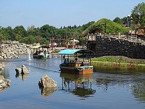 Attractiepark Toverland Wikikids