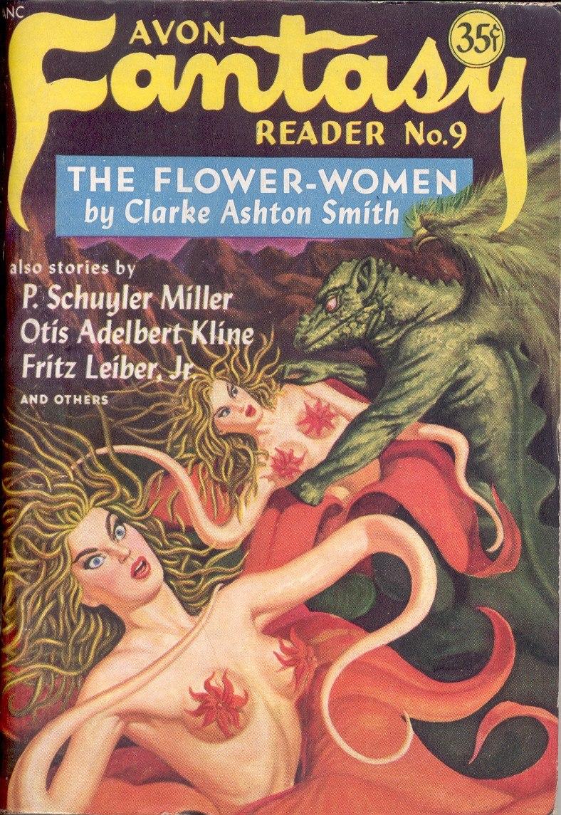 Avon Fantasy Reader 9