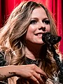 Avril Lavigne @ Grammy Museum 09 05 2019 (49311431062) (cropped).jpg