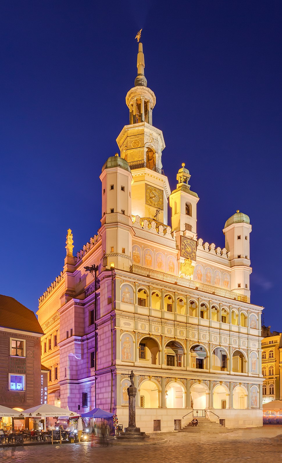 Ayuntamiento, Poznan, Polonia, 2014-09-18, DD 67-72 HDR