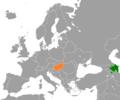 Azerbaijan Hungary Locator.png