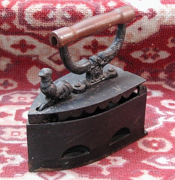 Les charbonniers de roumanie - Comment nettoyer un fer a repasser bruler ...