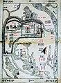 Bản đồ kinh thành Thăng Long (kèm chú thích), theo Hồng Đức bản đồ sách 洪德版圖冊 (1490).jpg