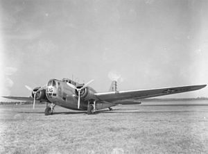 34th Training Wing - B-18 of an Air Corps reconnaissance squadron
