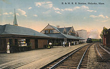 Holyoke Station Wikipedia