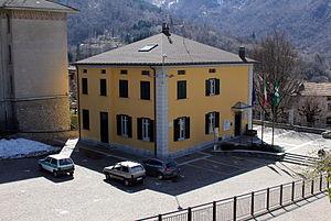 Esino Lario - Esino Lario town hall
