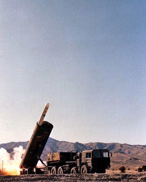 صاروخ توماهوك العابر للقارات 480px-BGM-109G_Gryphon_-_ID_DF-SC-83-01374