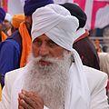 Babaji at delhi samagam.jpg