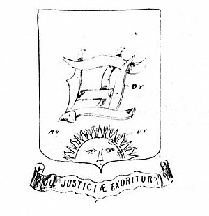 Stephen Bachiler - Bachiler coat-of-arms
