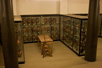 Storage of cultural heritage objects - Backstage Pass at the British Museum 10
