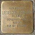 Bad Neuenahr Stolperstein Lieselotte Friesem 2892.JPG