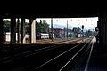 Bahnhof Krems an der Donau Parkdeck Stützpunkt.JPG