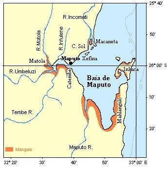 Baia map port