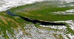 Satelita foto de Bajkalo