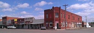 Baird, Texas - Baird Main Street