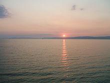Il lago Balaton, detto anche