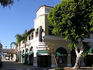 National Register of Historic Places listings in Orange County, California - Image: Balboa Inn