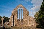 Ballinrobe Priory East Window 2010 09 17.jpg