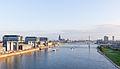 Ballonfahrt über Köln - Rhein, Rheinauhafen, Kranhäuser, Kölner Dom-RS-4062.jpg