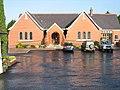 Ballynahinch Congregational Church - geograph.org.uk - 70838.jpg