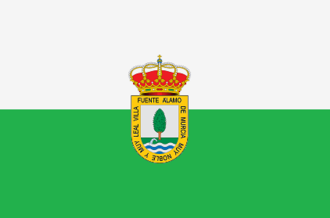 Fuente Álamo de Murcia - Image: Bandera municipal de Fuente Álamo de Murcia