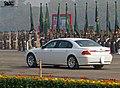 Bangladesh Government BMW 7 series. (31545370661).jpg