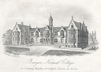 Bangor Normal College - Bangor Normal College