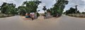 Bardhaman Science Centre Area - 360 Degree Equirectangular View - University Road - Bardhaman 2015-07-24 1068-1075.tif
