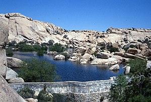 Barker Dam (California) - Barker Dam