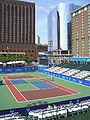 Barney Allis Plaza tennis Kansas City MO.jpg
