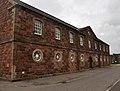 Barracks building, Fort George.JPG