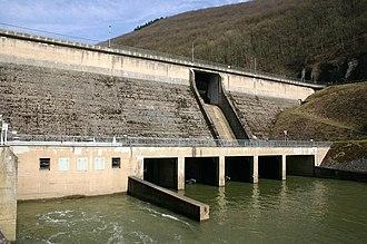 Renewable energy in Luxembourg - Vianden Pumped Storage Plant in Diekirch District