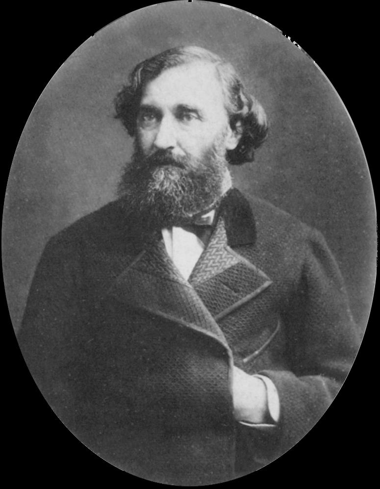 Bartolome mitre circa 1870