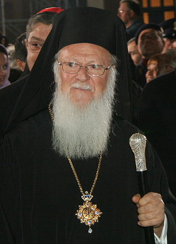 His Holiness Batolomew I ecumenical patriarch ...