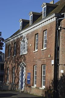Barton Court Grammar School Grammar school in Canterbury, Kent, England