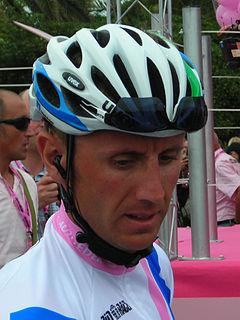 Bartosz Huzarski Polish road bicycle racer